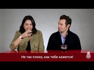 Итальянцы пробуют русские безалкогольные напитки