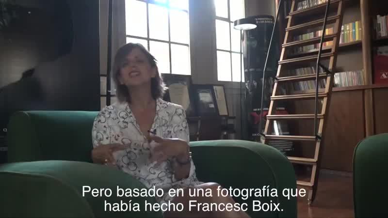 ElFotógrafoDeMauthausen es una película supernecesaria, cuenta @GmezMacarena, que ha dado voz a Dolores, una de las muchas mu