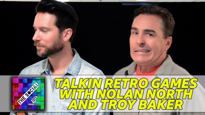 Nolan North and Troy Baker talk retro games at MCM Scotland Comic Con 2018 | Pixelbitch