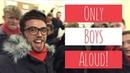 Only Boys Aloud - Dan, Student Vlogger