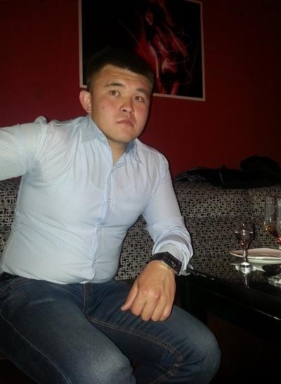 Азамат Мынбаев, 30 ноября 1990, Ярославль, id215212806