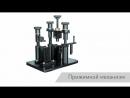 Видеоинструкция по использованию установки для ремонта закрытых амортизаторов