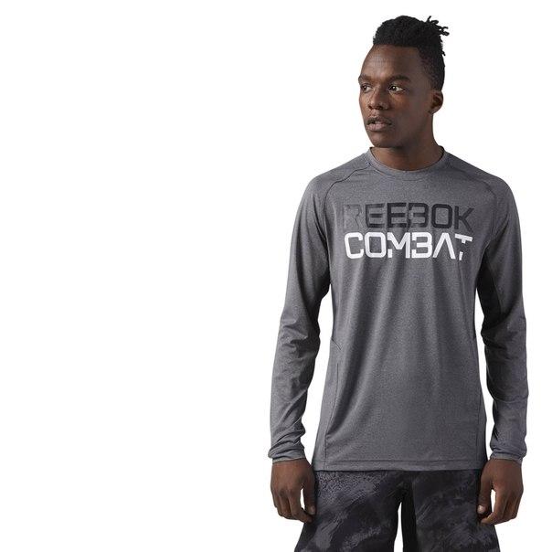 Спортивная футболка с длинным рукавом Combat