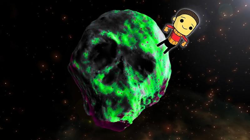 Когда Астероид Слишком Токсичен, а Мы Все Равно Выживаем в Oxygen Not Included 13