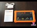 TurboKids 3G Детский Игровой Планшет Реальный Обзор 2016