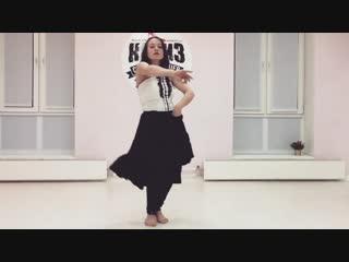 Фламенко, преподаватель - Ксения