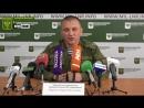 Украинские оккупанты по ночам обстреливают позиции НМ ЛНР из жилого сектора Станицы Луганской (22.05.2018)