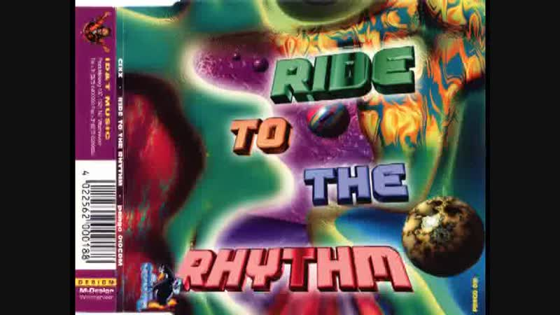 [2][173.85 A] cixx ★ ride to the rhythm ★ happy hardcore version
