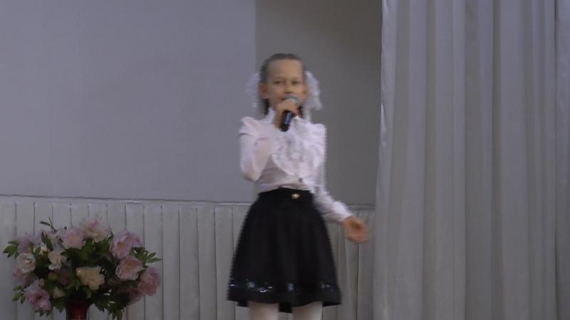 Песня Мы маленькие дети - исп. Дарья Тарасян -солистка Театра песни и Вокально-эстрадной школы-студии Эксклюзив