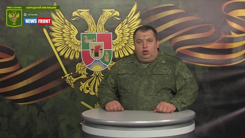 Поздравление М. Филипоненко с 4-ой годовщиной образования НМ ЛНР