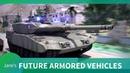 RAFAEL's suite for Future Armored Vehicles IAV 2019