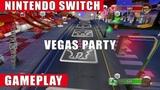Vegas Party Nintendo Switch Gameplay