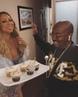 Mariah Carey в Instagram: «Happy birthday Jermash! 🎉🎂🥂 @jermainedupri»