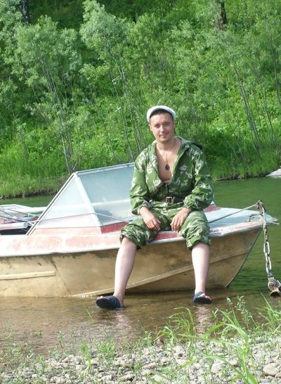 Алексей Беркутов, 22 августа 1984, Красноярск, id31124704