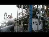 В Красноярском крае объявлен траур по погибшим при пожаре на Ачинском НПЗ - Первый канал