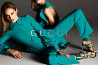 Gucci выпустили рекламные фото весенней коллекции 2013.  Над фотографиями работали Mert & Marcus.