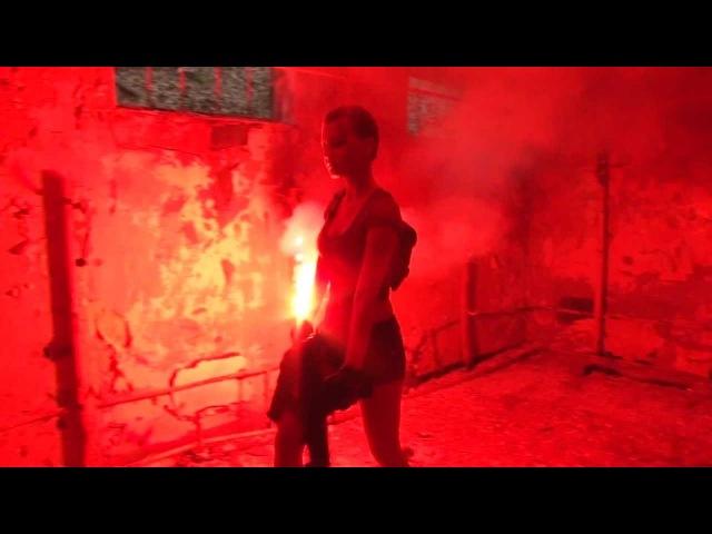 Red Flare , фальшфейер красного огня , Roter Bengalo