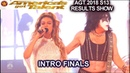INTRO Kiss Performs Finale America's Got Talent 2018 AGT Finals