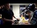 Запись кулинарной передачи