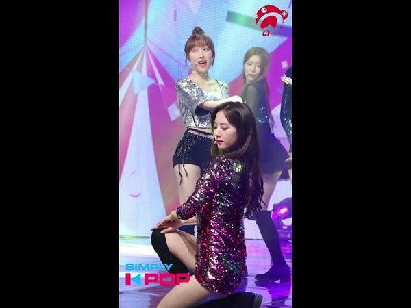Fancam 직캠 BONA 보나 WJSN 우주소녀 La La Love Simply K Pop 011819