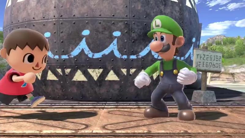 45: Villager – Super Smash Bros. Ultimate