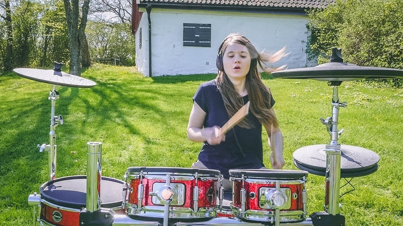 Ignite - K-391 Alan Walker (Julie Seungri) | Drum Film Cover by TheKays