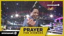 BREAK FREE FROM THE DOMINION AND BONDAGE OF SATAN: VIEWERS PRAYER WITH TB JOSHUA