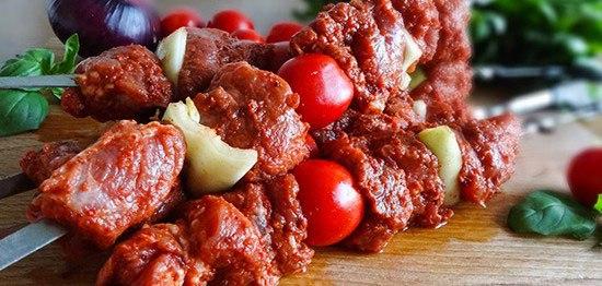 Шашлык томатный