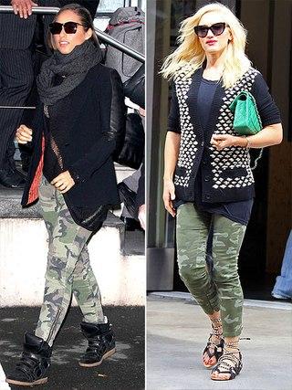 Одежда в стиле милитари, особенности стиля в женской