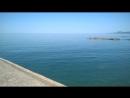 Сочи . Адлер . Море - пляж ж/д вокзала находится рядом с нами
