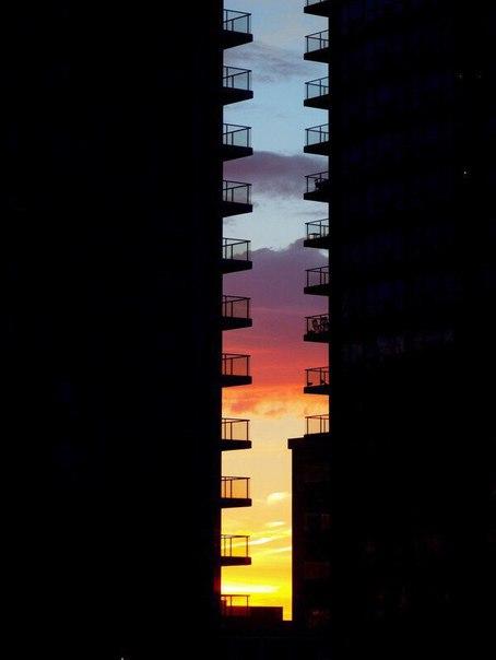 Краски рассвета, Торонто