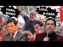 Lula esbofeteia Globo e Moro DE NOVO