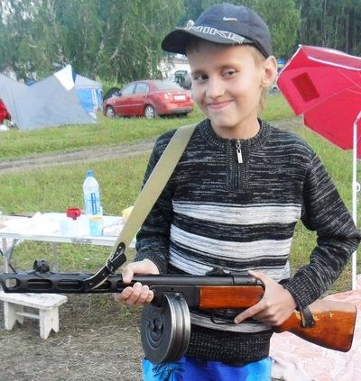 Андрей Курбатов, 23 сентября , Магнитогорск, id195886373