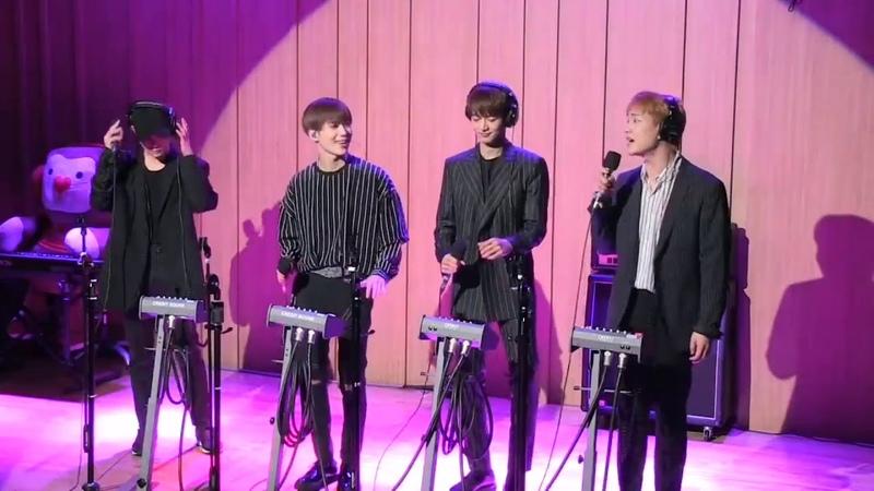 [ENG SUB] 20180531 SHINee Cultwo Show (Good Evening)