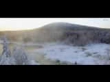 Зимняя сказка Паанаярви. Отдых в Северной Карелии зимой _ InKarjala HD