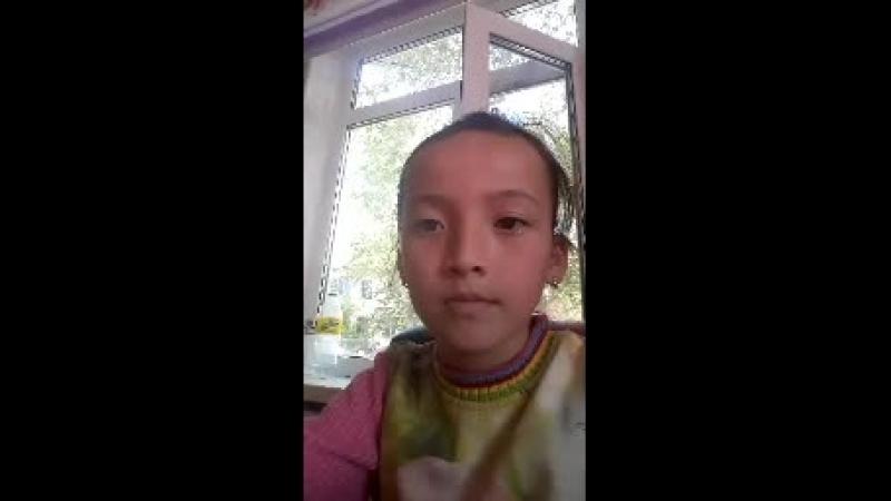 Адина Муслимова - Live