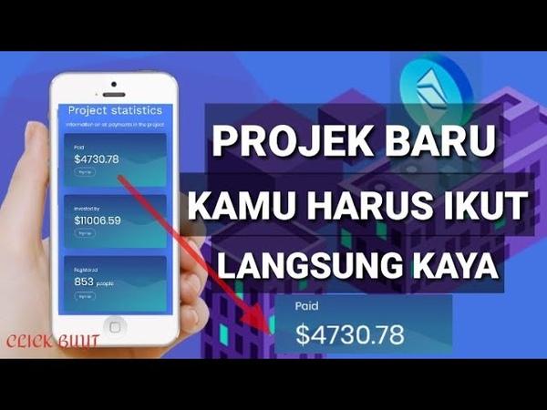 MATERI BARU PROFIT LANGSUNG JADI SULTAN | PROGRAM BIT LUC