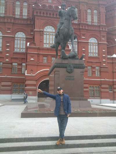 Дилшод Мамадов, 8 сентября 1994, Москва, id198499541