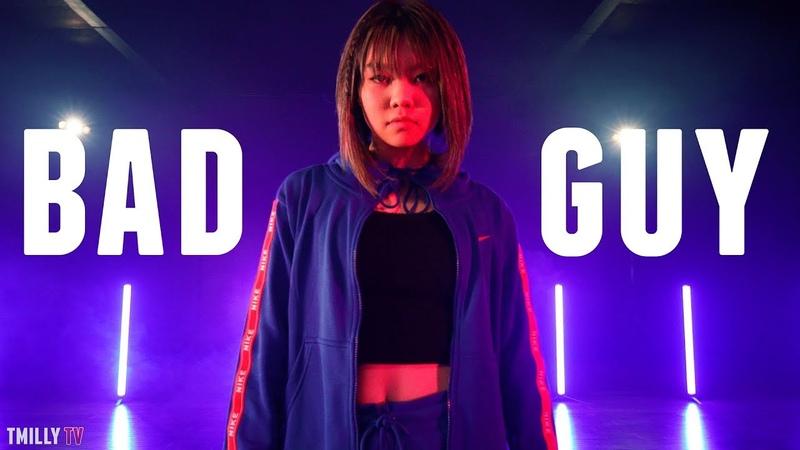 Billie Eilish - bad guy - Dance Choreography by MaryAnn Chavez ft Sean Lew Bailey Sok TMillyTV