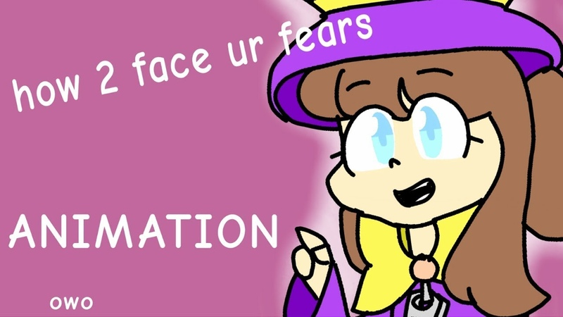 How 2 face your fears | a hat in time animation