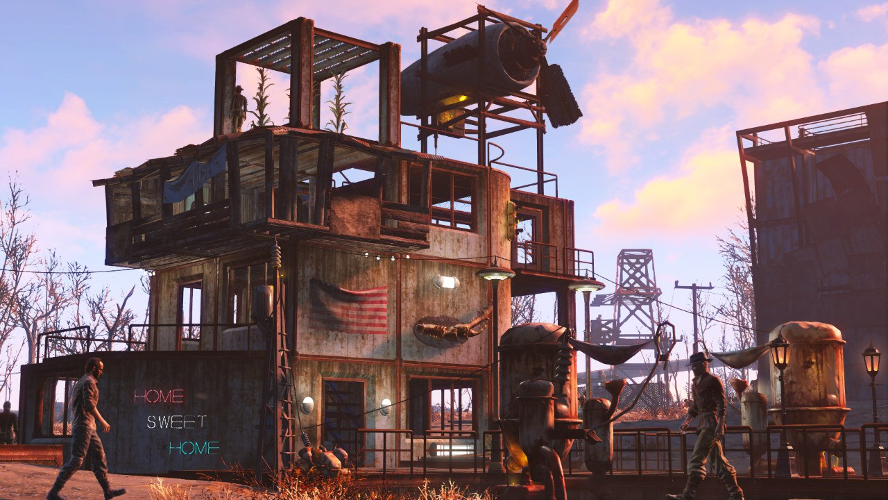 DLC Fallout4 Wasteland Workshop
