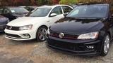 2017 Volkswagen Jetta GLI Black or white