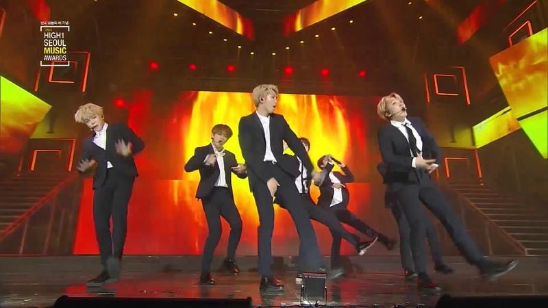 방탄소년단(BTS) - '불타오르네(FIRE)' (제26회 서울가요대상 본상 부문)