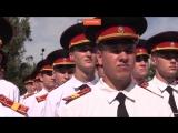 Сын погибшего комбата Гиви закончил первый курс военного лицея в Донецке