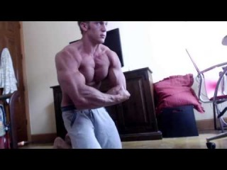 CHEST workout: pushups for a big ripped aesthetic chest!!!adam400m