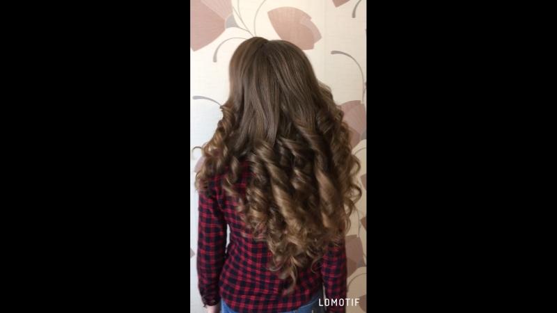 Hairstyles Elena Nikolaevna
