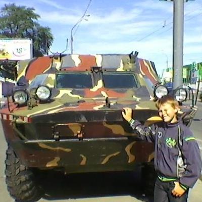 Юра Патук, 4 августа , Киев, id198852733