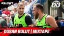 Dusan Bulut Novi Sad Mixtape FIBA 3x3 World Tour 2018 Saskatoon Masters 2018
