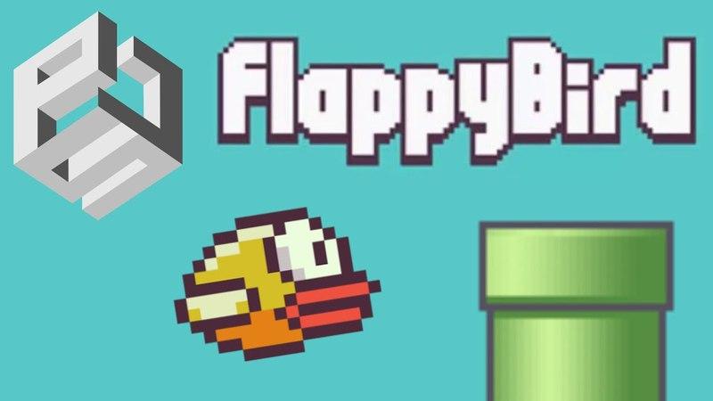 PointJS - Создание игры Flappy Bird. Как сделать свою игру