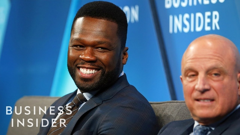 50 Cent And Starz CEO Chris Albrecht Talk 'Power' And Finding Success In TV IGNITION 2018